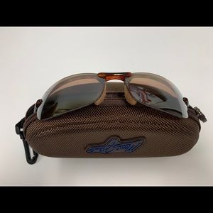 Maui Jim Sun Glasses in  brown